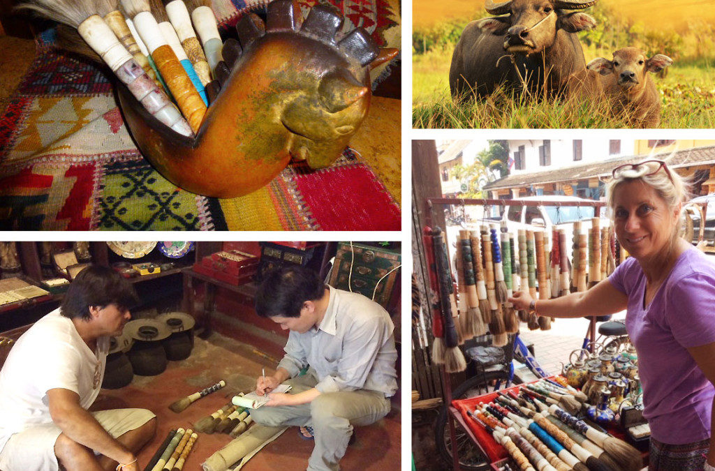 Journey to Laos in Search for Eclectic Pieces