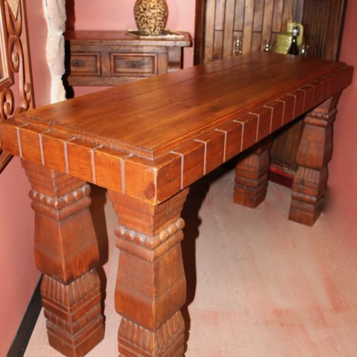 Aztec Console Table