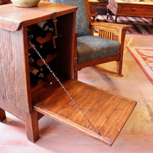 Elite Mini Wine Bar End Table