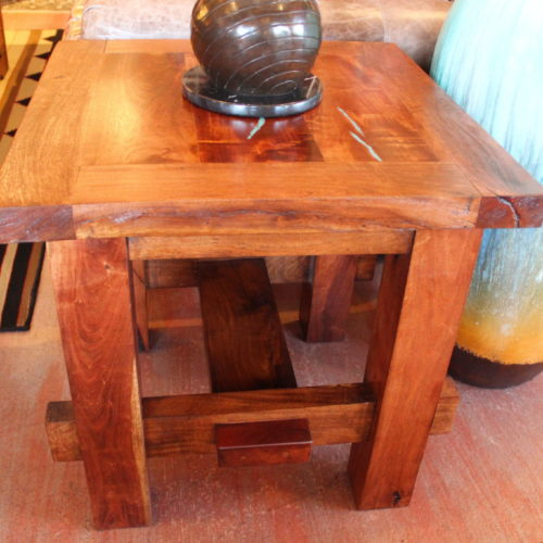 Terry Mesquite End Table