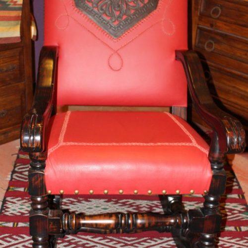 Hacienda style Rocking Chair