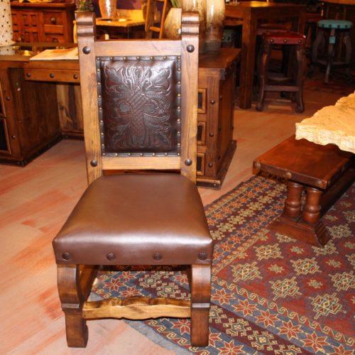 hacienda style chair