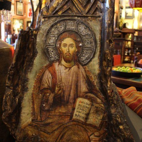 Byzantine Panel Painting