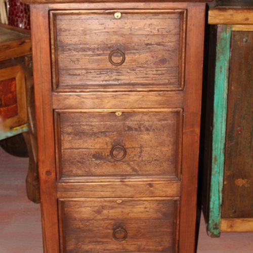 Wormwood File Cabinet