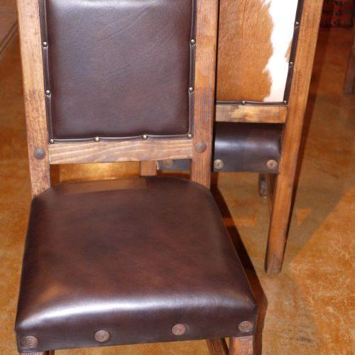 Hacienda Cowhide Chair