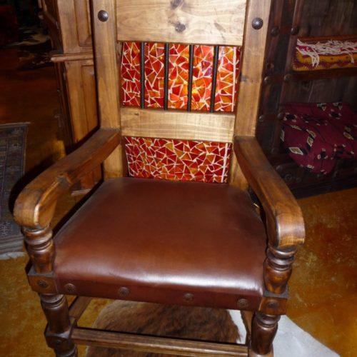 rustic Armchair