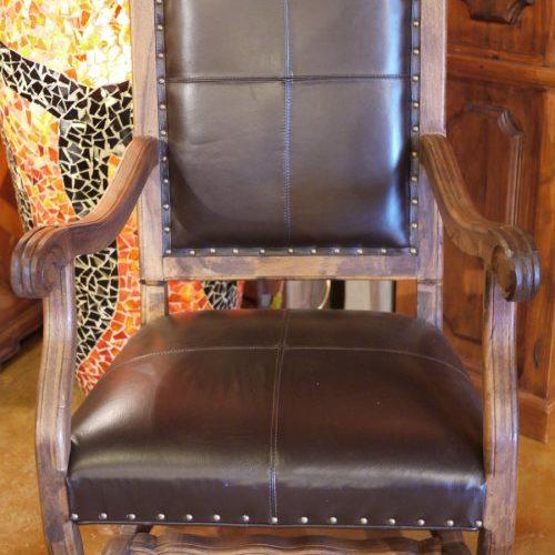 Rechie Mesquite Armchair