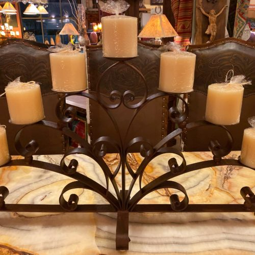 Corazon Candle Holder