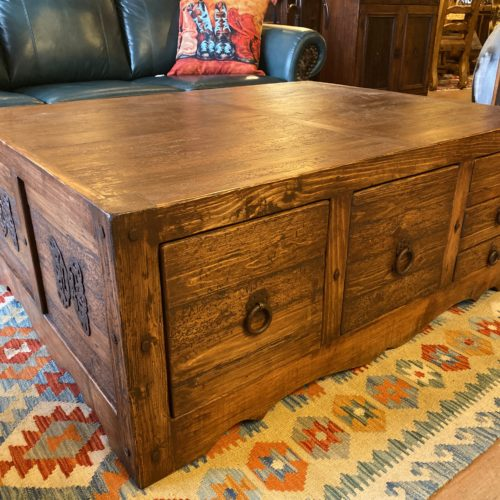 Wormwood Storage Coffee Table