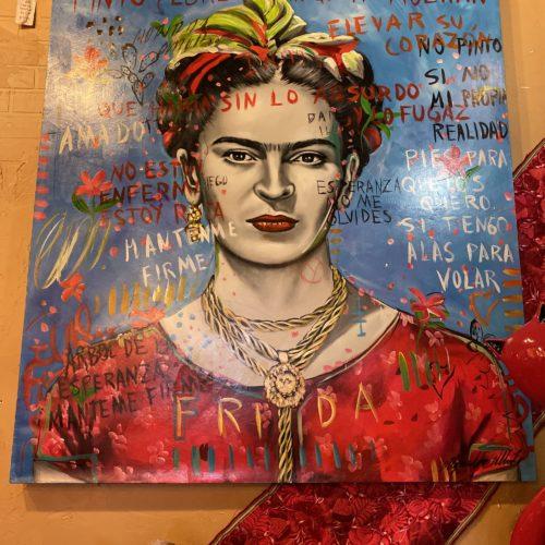 Frida's Words