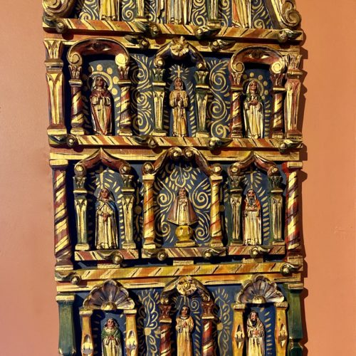 Altar Piece Folk Art