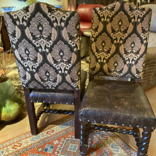 Tierra Fabric Chair