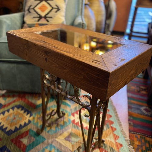 The Mini Gate End table