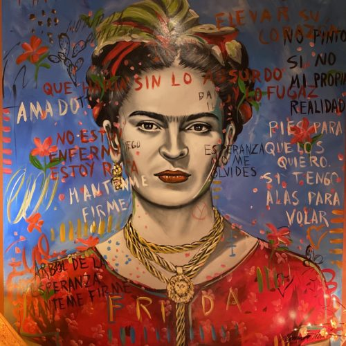 Frida's Words