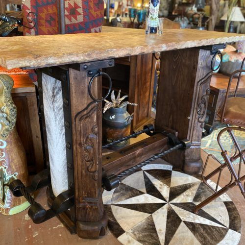 Western Style Bar/Kitchen Island