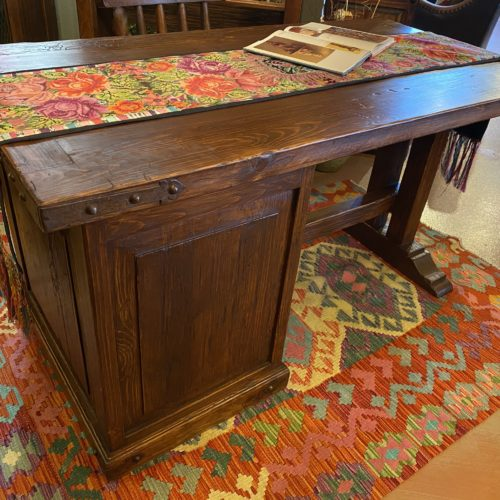 Wormwood Writing Desk