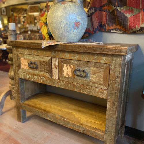 Chameleon Small Entry Table