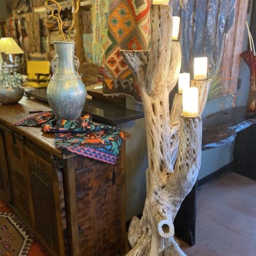 Authentic Desert Cactus Floor Lamp (doable in green, blue or natural color)