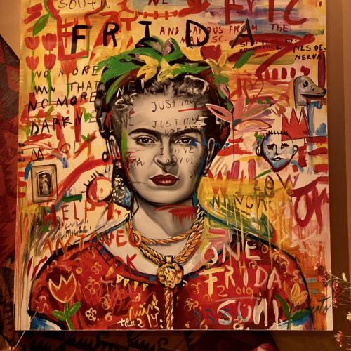 Frida's Sunlight