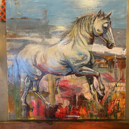 Graffiti Stallion